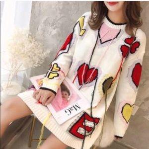 ❤️ Luxury Chic Pretty Playful Sweater ❤️